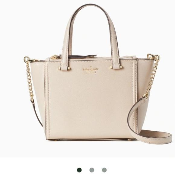 kate spade Handbags - Light new leather purse had 6 months never worn